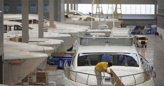 High tide for Brazilian yacht market
