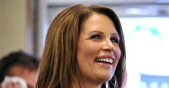 Bachmann memoir coming in November
