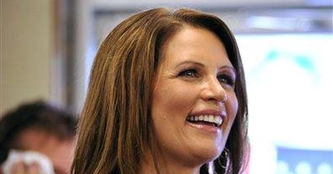Bachmann memoir coming in November