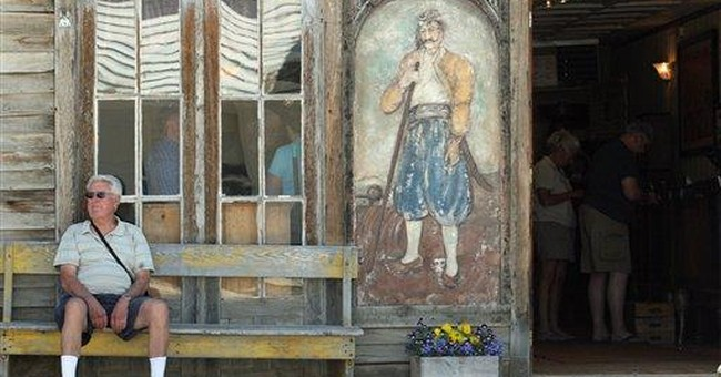 Rare find discovered amid town's Old West kitsch