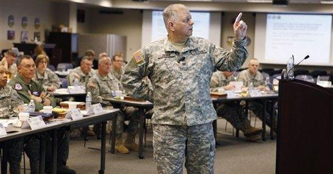 Irene tests military's revamped disaster response