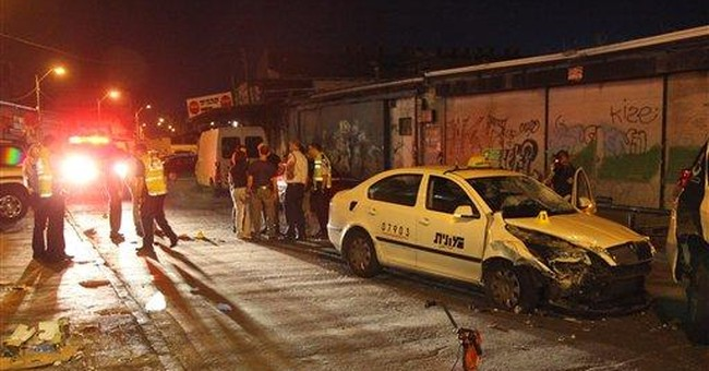 Israeli police: 7 wounded in Palestinian attack