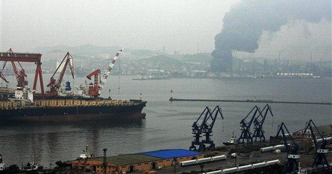 PetroChina says refinery fire in Dalian put out