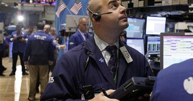 Insurers drive stocks higher; Dow gains 254