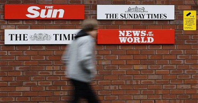 Murdoch company puts other UK papers under review