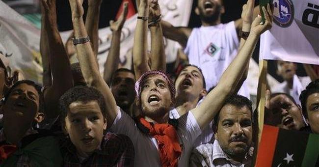 Hunt for Gadhafi: Saddam all over again?