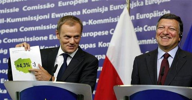 Polish economy grows 4.3 pct on the year in Q2