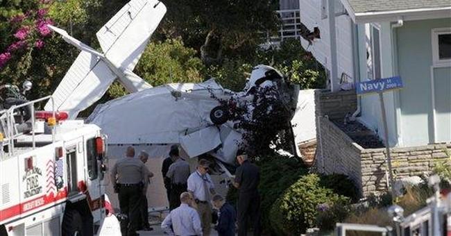 Feds seek cause of Santa Monica plane crash