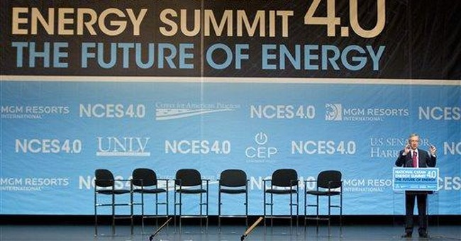 Biden calls for new clean energy policy for US
