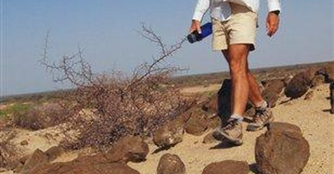 Ancient humans used hand axes earlier than thought