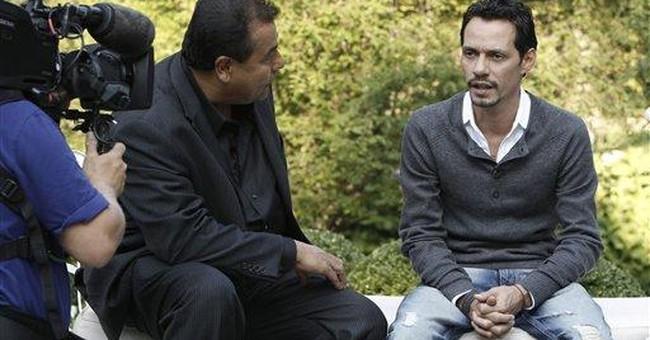 Marc Anthony to ABC: Split not 'sensationalistic'