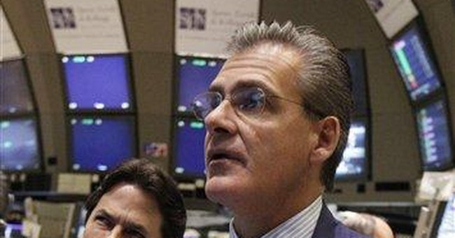 Dow up for a fourth day, turns positive for 2011