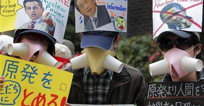 AP-GfK Poll: Japanese distrust govt after disaster