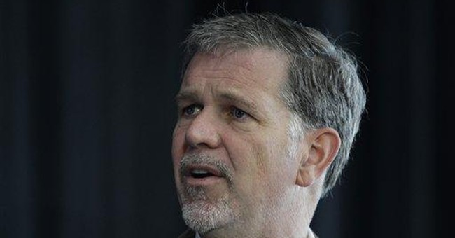 Netflix stock falls as talks on Starz deal unravel