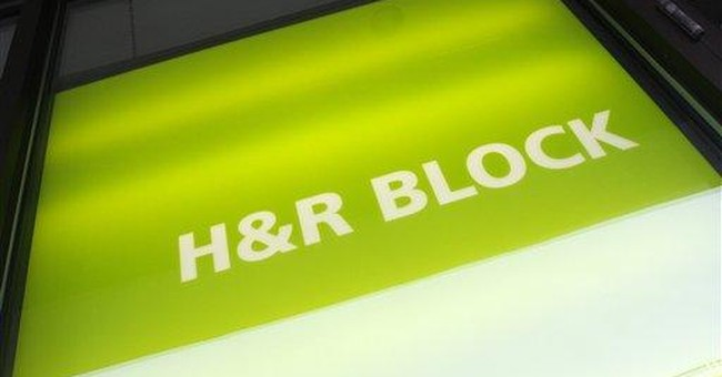 H&R Block posts wider 1Q loss, takes big charge