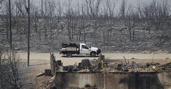 Texas community hopeful despite 2nd fire of 2011