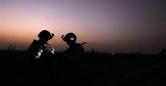 US marks first month with no troop deaths in Iraq