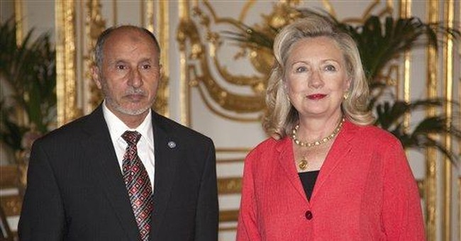World leaders back new Libyan administration