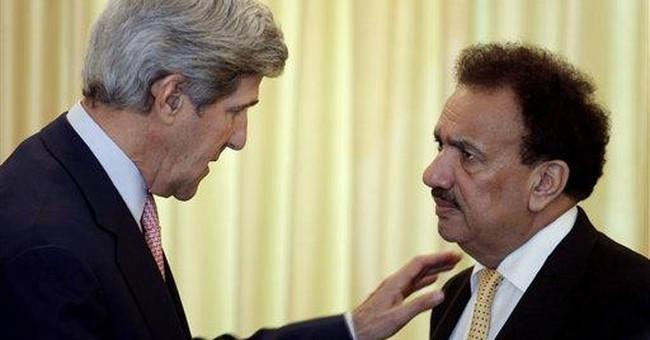 Pakistan, US struggle to define their relationship