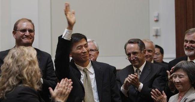 UC Berkeley prof. sworn in to Calif. Supreme Court