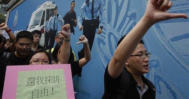Hong Kong worries about China's tightening grip
