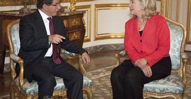 Clinton: Libya must deal with Lockerbie bomber