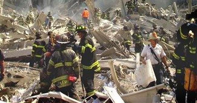 Dusty legacy of 9/11 still a medical mystery