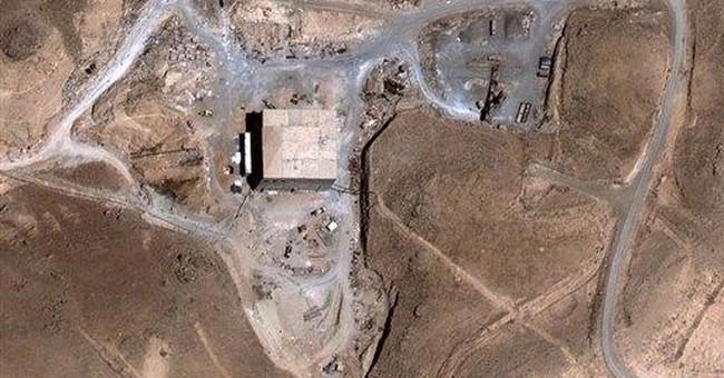 APNewsBreak: Diplomats say Syria stonewalling IAEA