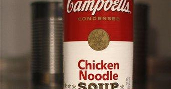 Campbell Soup adjusted profit beats expectations