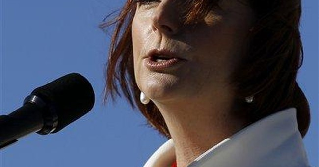Aussie PM defends job amid reports of gov't rift