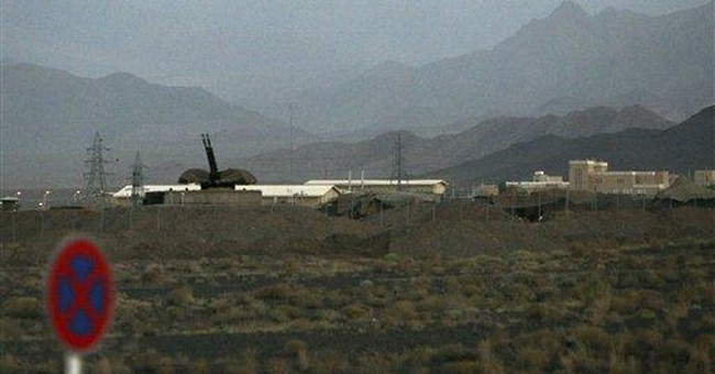 UN: Credible evidence Iran working on nuke weapons
