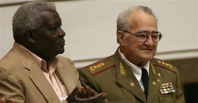 Cuban defense minister dies at 75