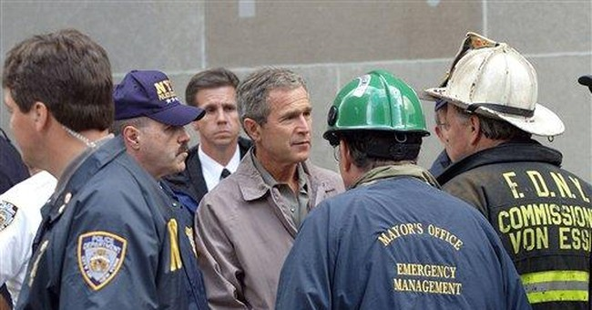 For presidents, the legacy of Sept 11 has no end