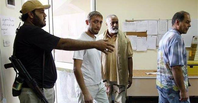 Foreigners complain of harassment by Libya rebels