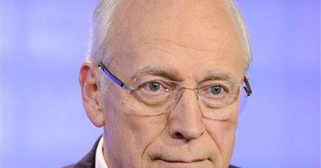 Cheney: US different if Hillary Clinton president