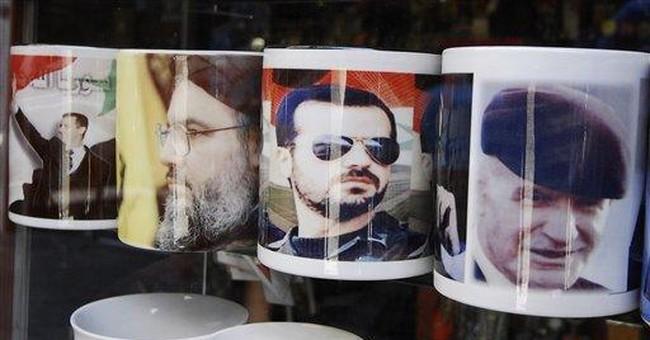 Syrian troops make arrests in manhunt for defector