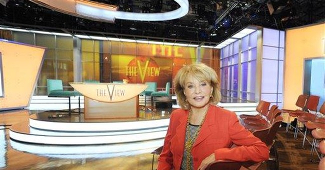 Walters' 'View' primed for run at top of ratings