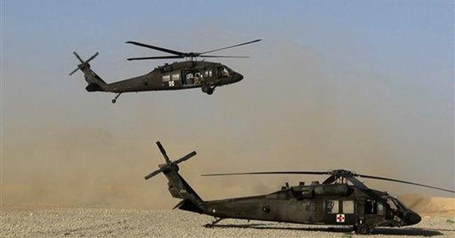 Black Hawks boost Ct.'s Sikorsky in post-9/11 wars