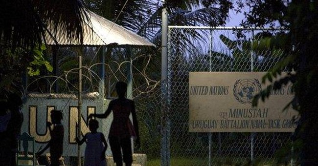 Haitians protest alleged attack by UN peacekeepers