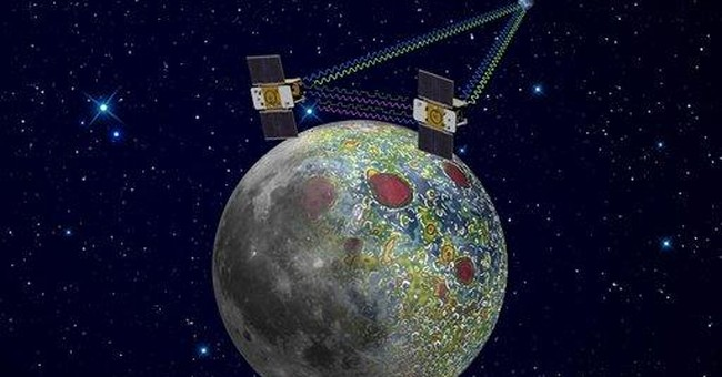 NASA launching twin moon probes to measure gravity