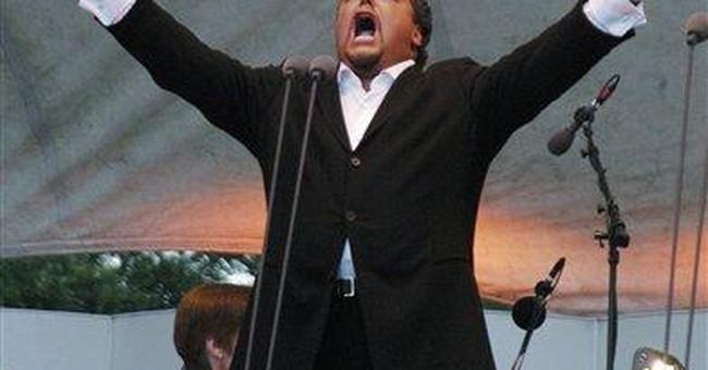 Italian tenor Salvatore Licitra dies in Sicily