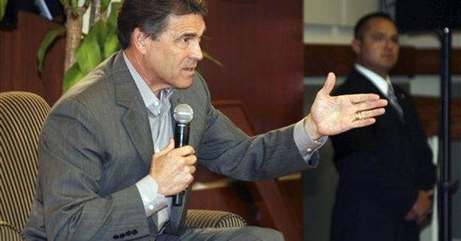 2 Texans trade barbs in GOP presidential debate