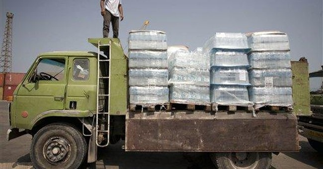 Libyan official: Water back on in parts of Tripoli