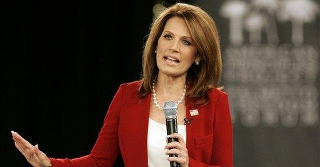 Bachmann campaign chief, deputy leave top roles