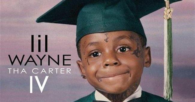 Lil Wayne's new CD sells 964,000 units in 1st week