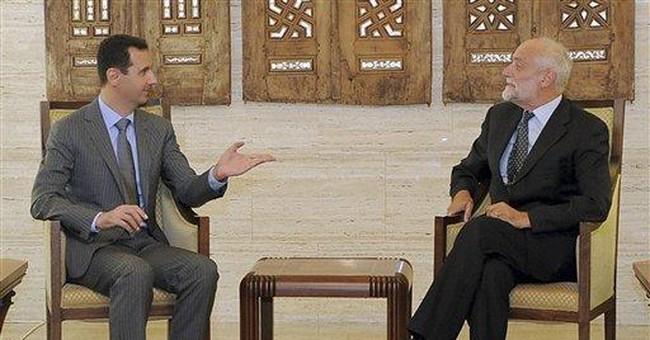 US derides Syria for blaming terrorists