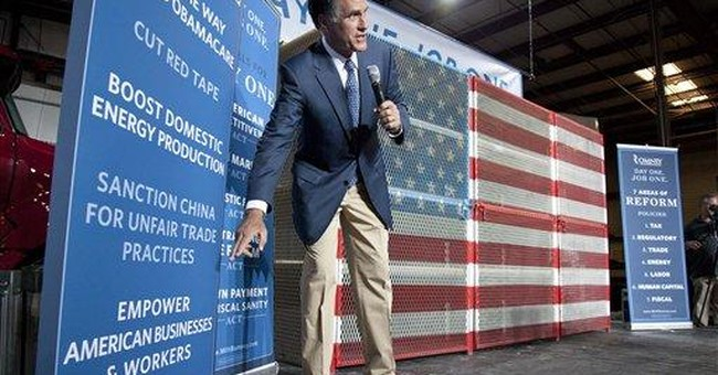 Romney jobs plan: cut taxes, slap China, drill oil