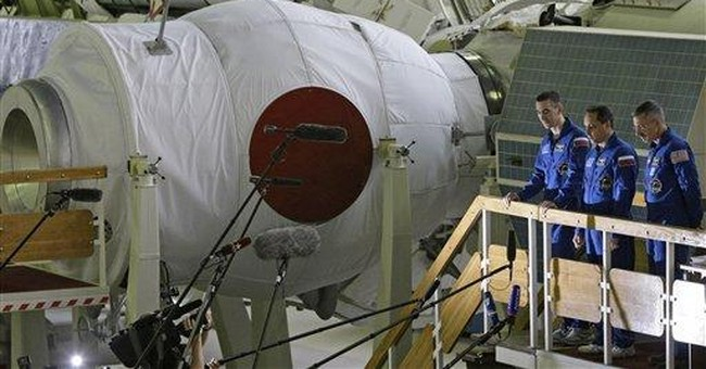 Space station crew not prepping for shutdown _ yet