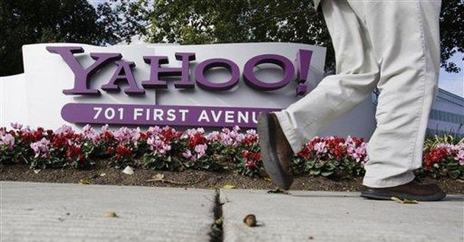 Yahoo's stock rises after Bartz fired as CEO