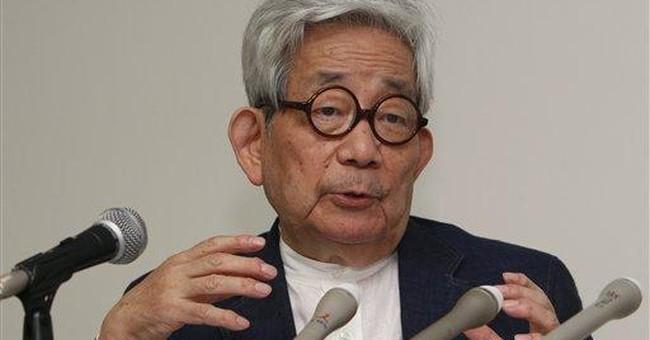 Nobel winner urges Japan to abandon nuclear power